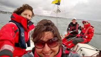 Lisbon International Sailing Club Women's Team